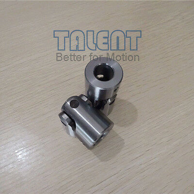 2G Precision universal joint,steering coupler, inside bore 18x18mm,cardan joint