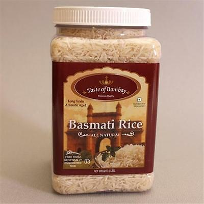 International Bazaar 107-21852-99017-8 Taste of Bombay Basmati Rice