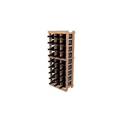 Wine Cellar Innovation Premium Redwood Winemaker Series 3 Column Individual R...