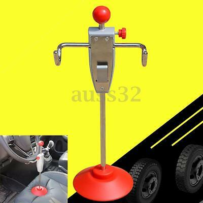 14.5'' Car Alignment Rack Truck Van Steering Wheel Holder Stand Tool System