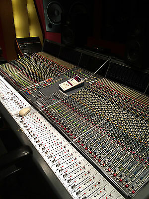 Neve Console - Vr48 Flying Faders & Remote Patchbay