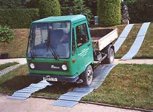 Ground Protection Flexi Ramps Used Sold In Pairs RRP £300.00
