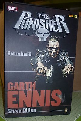 THE PUNISHER -  SENZA LIMITI -  GARTH ENNIS COLLECTION - Panini
