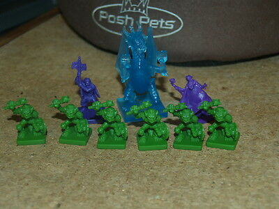 Dungeons And Dragons Parker Figures Dragon Plus Others