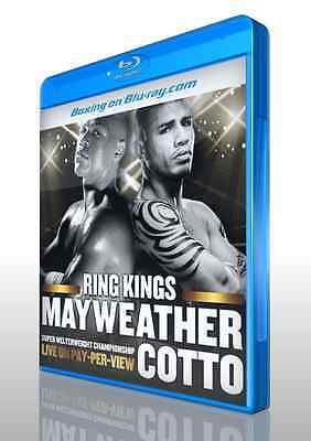 Floyd Mayweather Jr. vs. Miguel Cotto on Blu-ray
