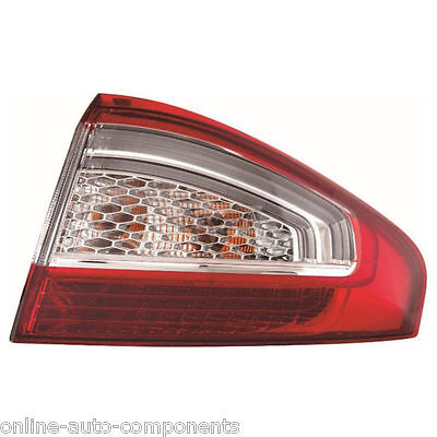 4 DOOR Mondeo Rear LIGHT BACK LAMP TAIL LENSE CLUSTER NEW O/S DRIVERS RIGHT SIDE