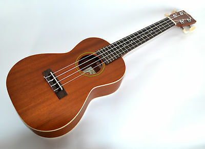 Concert Ukulele Satin Finish Aquila Strings Latest Model By Clearwater