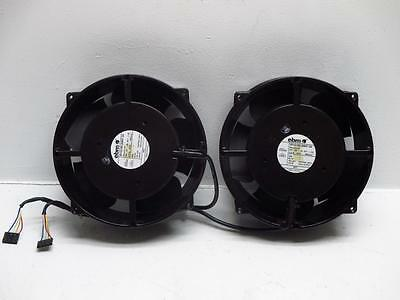 Lot of 2 EBM Papst W1G180-AB47-24 Exhaust Blower Server Cooling Fan 48V DC 97W
