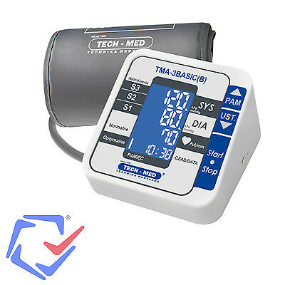 Techmed TMA-3Basic B Tensiomètre automatique au bras Blood Pressure médical