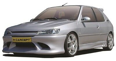 Carcept Peugeot 306 Mk1 & Mk2 Side Skirts 3 & 5 dr models UK STOCK