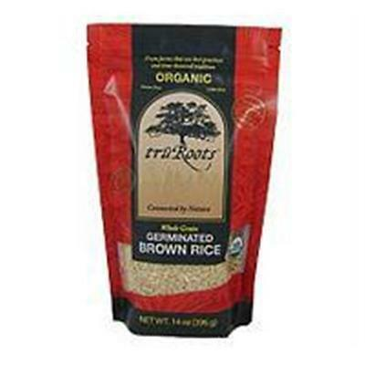 True Roots B00134 True Roots Germinated Brown Rice 1x15lb