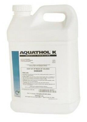 Aquathol K Aquatic Herbicide - 2.5 Gallon