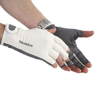 Snowbee Sun Gloves With Stripping Fingers - 13240 -Large / X Large