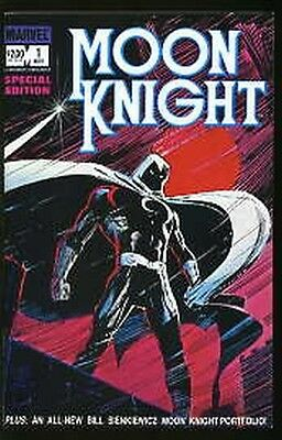 MOON KNIGHT SPECIAL EDITION #1-3 FINE COMPLETE SET 1983 #nb-0369