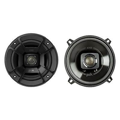 Polk Audio 5.25 Inch 300 Watt 2 Way Car/Marine ATV Stereo Speakers, Pair | DB522