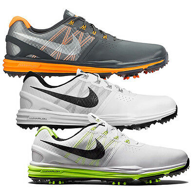 New Mens Nike Lunar Control 3 Golf Shoes - Choose Your Size and Color