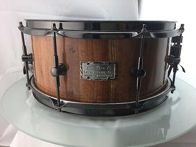 Snare drum stave