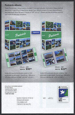 Collections Plus 2016 Canada Post Personalized Mail