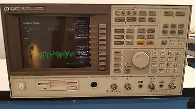 HP Agilent 89410A Vector Signal Analyzer - DC to 10MHz