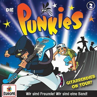 002/Gitarrendieb on tour! - 1 CD - Kinder/Jugend