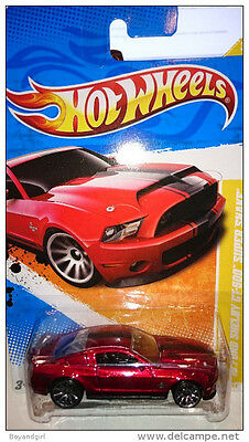 Hot Wheels '10 Ford Shelby GT-500 Super Snake 003-2011 (9992)