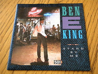 """Ben E King - Stand By Me / The Coasters - Yakety Yak  7"""" Vinyl Ps"""