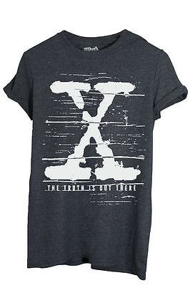 T-Shirt THE TRUTH IS OUT THERE 2 - X-FILES - FILM by iMage Dress Your Style