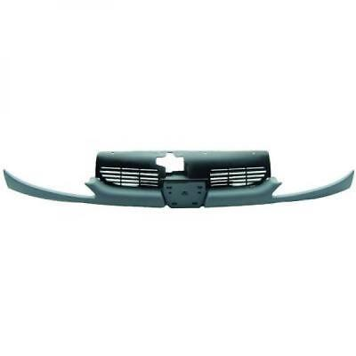 Frontgrill Grill Kühlergrill Peugeot 206/206CC 98-08