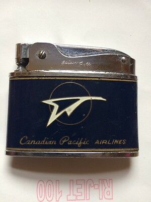 Canadian Pacific Airlines lighter
