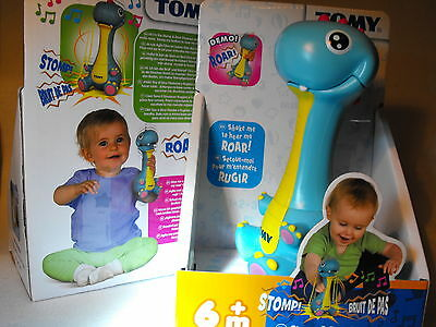 Baby Boy / Girl Toy Age 6 Months Plus Roaring Dinosaur Toy Quality Baby Toy