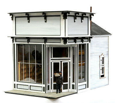 F/G scale  BANTA MODEL WORKS #8081 The Bakery