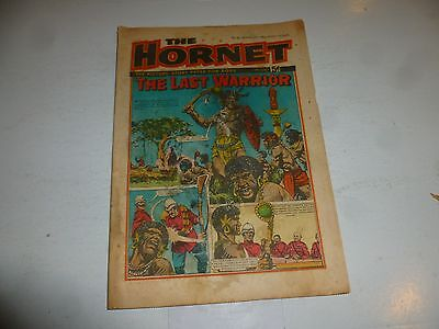 THE HORNET Comic - No 81 - Date 27/03/1965 - UK Paper Comic