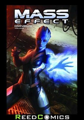 MASS EFFECT OMNIBUS VOLUME 1 New Paperback Collects the first four story arcs!