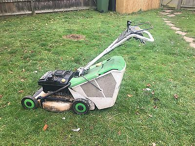 Etesia Pro 51 Lawn Mower  Self Propelled