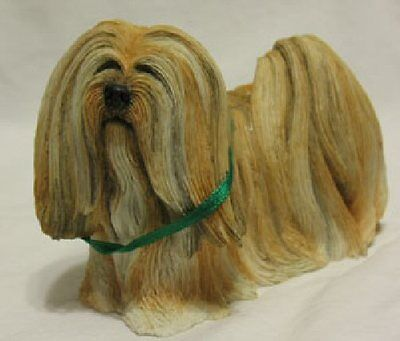 "Lhasa Apso ""Best in Show"" figurine by Country Artists."