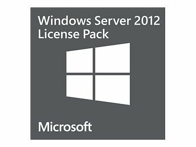 Microsoft Windows Server 2012 Remote Desktop Services Lenovo Win Serv CAL ***For