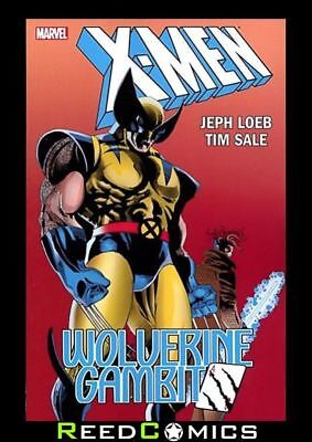 X-MEN GAMBIT AND WOLVERINE GRAPHIC NOVEL Paperback Collects 4 Part Series + more