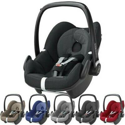 Maxi-Cosi CARRY COT PEBBLE CHOICE OF COLOURS NEW