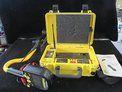 Schonstedt Tracemaster II Pipe & Cable Locator System Free Shipping