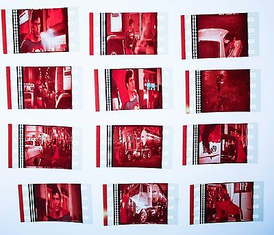 Superman - 12  pack - 35mm Film Cell Lot FREE POSTAGE