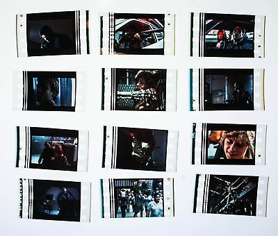 Terminator - 12  pack - 35mm Film Cell Lot FREE POSTAGE