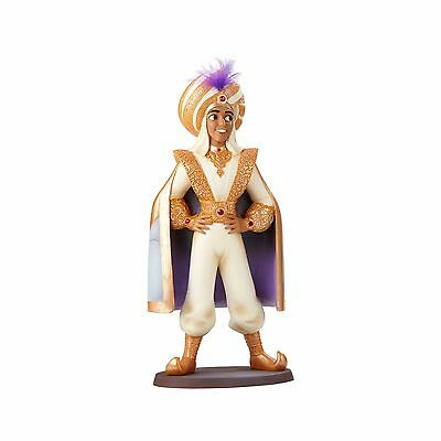Disney Showcase Couture de Force Aladdin as Prince Ali 4055788 NEW NIB