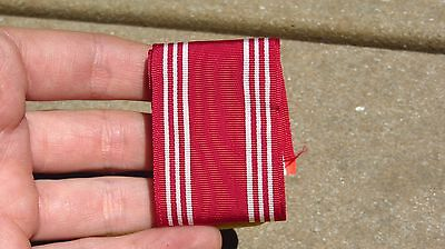WW2 US MILITARY ARMY American GCM GOOD CONDUCT Replacement Ribbon