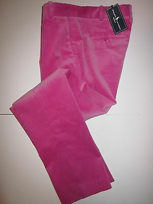 POLO Ralph Lauren GOLF - Women's PINK Pants $145 (NWT) CORDUROY (Sz 6)