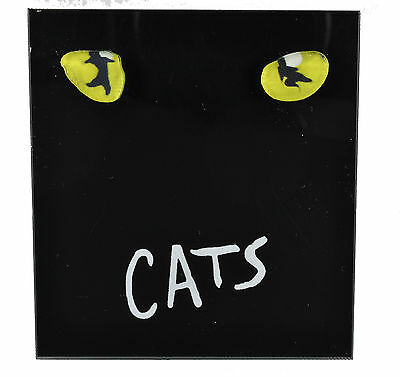 Cats Revival Broadway Souvenir Magnet With Eyes-  Leona Lewis