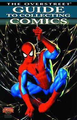 Overstreet Guide To Collecting Comics Vol 1 Tpb Trade Paperback Spider-Man Cover