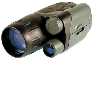 YUKON SPARTAN 3x42 NIGHT VISION MONOCULAR WITH RECHARGEABLE BATTERIES