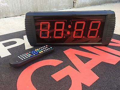 Digital Clock Timer Interval Gym Studio Fitness Timer with Remote FREE Shipping