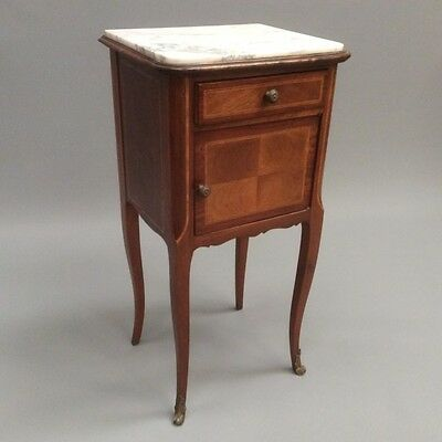 Single French louis style side table      a14262