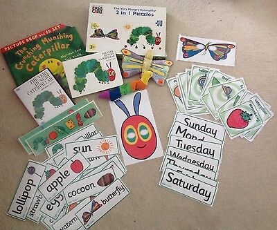Educational Story Sack Resources The Very Hungry Caterpillar KS1/EYFS